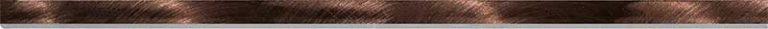 Profilo Mini Alushade Colorato Brown