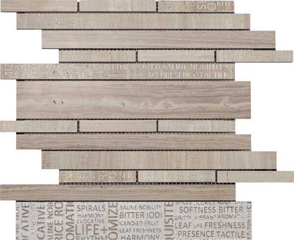 Multi Words White Wood